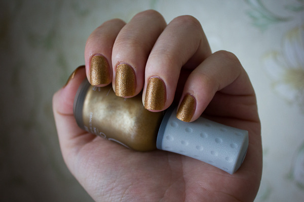 ORLY Solid Gold