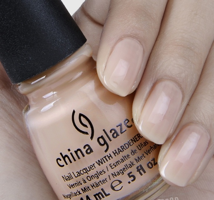 лак China Glaze Nude