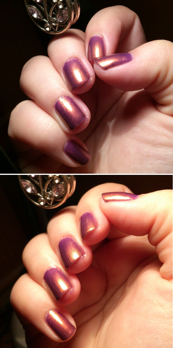 ORLY Graphic Grape