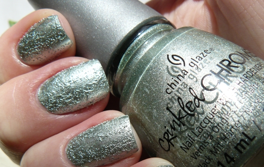 Лак China Glaze Wrinkling The Sheets
