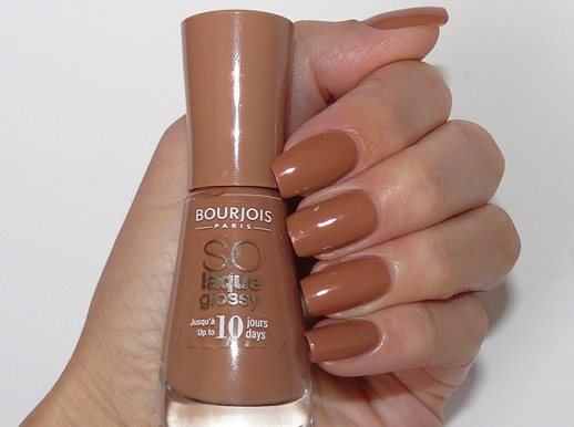 Лак Bourjois So Laque Glossy №12