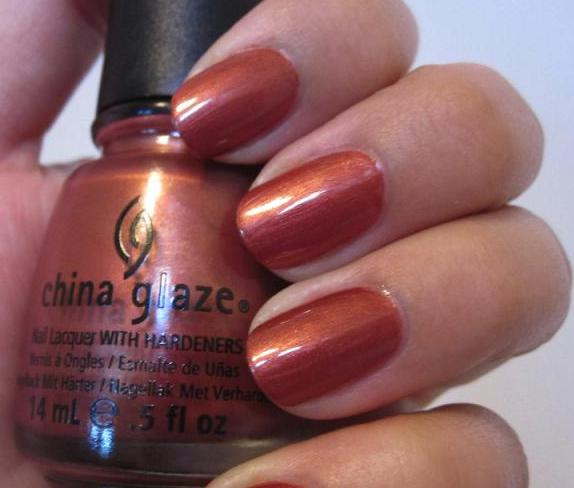 лак China Glaze Lacquer Your Touch