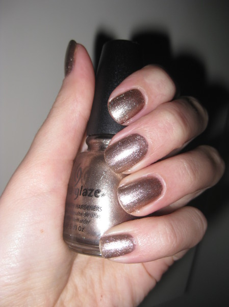 лак China Glaze Swing Baby