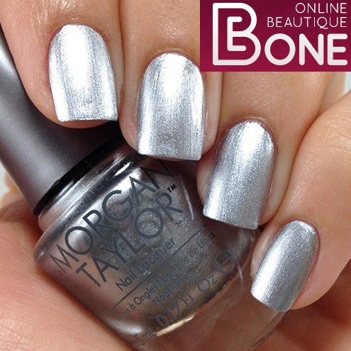 Morgan Taylor Chrome Base Coat