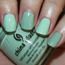 лак China Glaze Re-fresh Mint