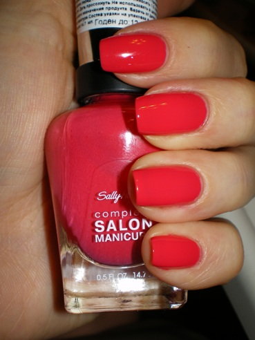 Лак Sally Hansen Salon №540 Frutti Petutie