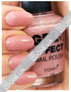 Лак Konad Gel Effect Nail Polish Pink Pearl