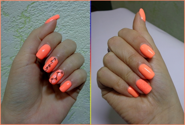 гель-лак Super Nail ProGel Mango Mousse