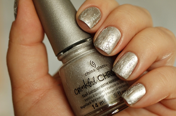 лак China Glaze Aluminate