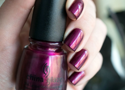 лак China Glaze Dont make me wine