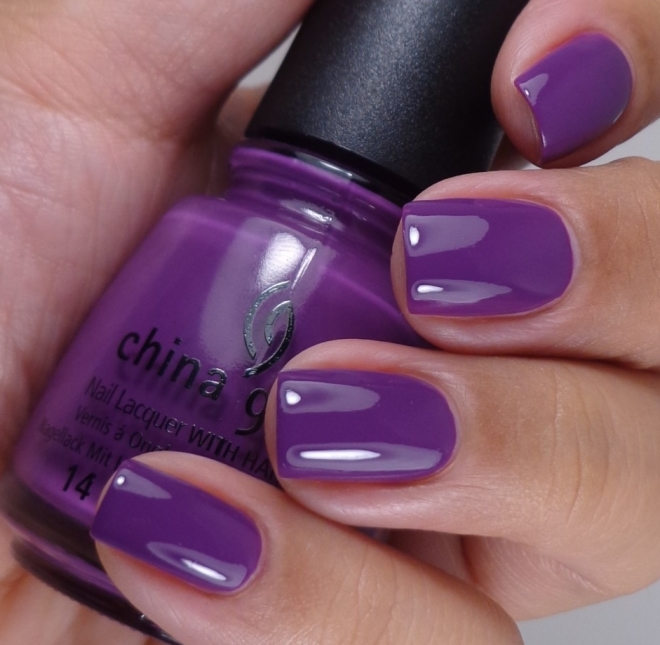 лак China Glaze China Glaze X-ta-sea