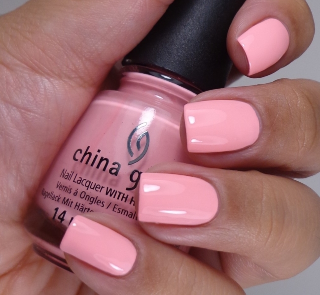 лак China Glaze Feel the breeze