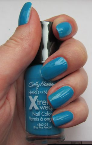 Лак Sally Hansen Xtreme wear №130 Blue Me Away