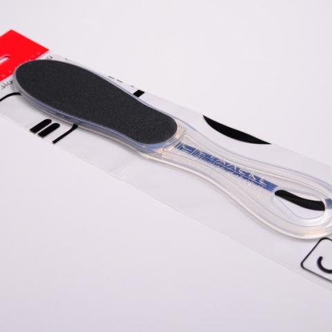 Сталекс Т-02 Тёрка пластиковая для стопы узкая2