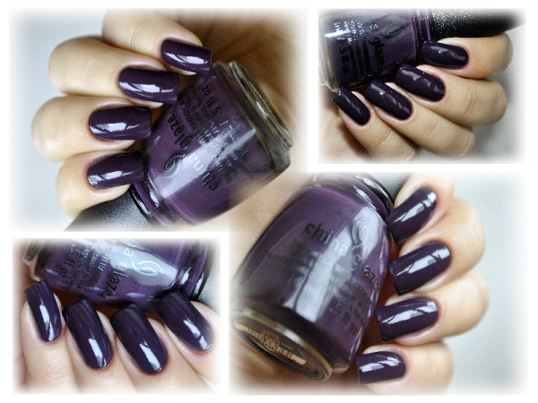 лак China Glaze Sharmed I shure