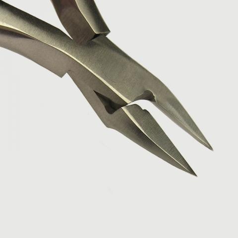 Сталекс К-09 Кусачки маникюрные профессиональные мини для удаления вросш. ногтя2