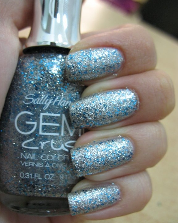 Лак Sally Hansen Gem сrush №01 Showgirl Chic