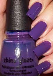 лак China Glaze Grape Pop