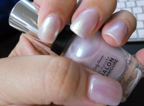 Лак Sally Hansen Salon №419 Hidden Treasure