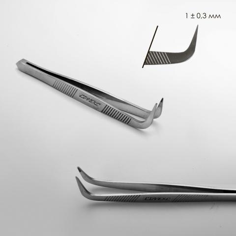 Сталекс П-05 Пинцет для создания рисунка на ногте3