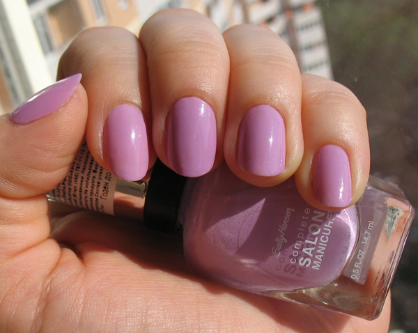 Лак Sally Hansen Salon №406