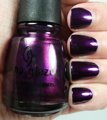 лак China Glaze Let's Groove