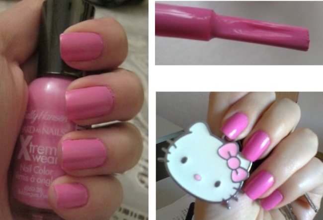 Лак Sally Hansen Xtreme wear №470 Bubblegum pink