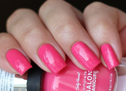 Лак Sally Hansen Salon №520 Shrimply Divine