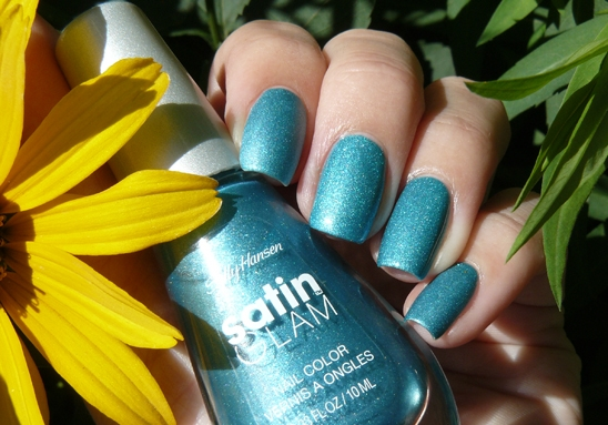 Лак Sally Hansen Satin glam №6