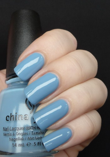 лак China Glaze Electric beat