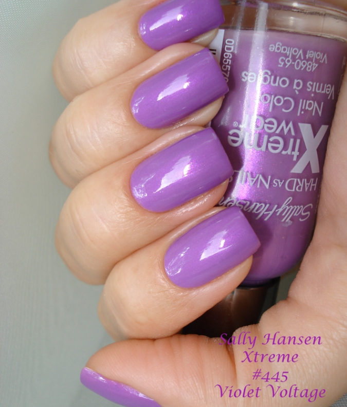 Лак Sally Hansen Xtreme wear №445 Violet Voltage