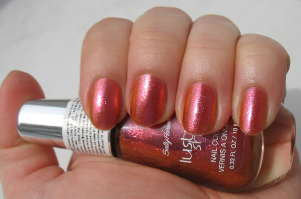 Лак Sally Hansen Lustre Shine №006
