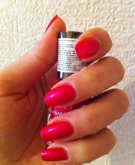 Лак Sally Hansen Xtreme wear №120 Hot magenta