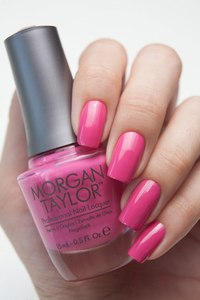 лак Morgan Taylor Tropical Punch