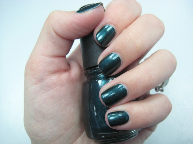 лак China Glaze Emerald Fitzgerald