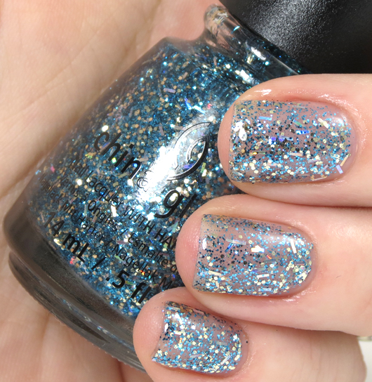 Лак China Glaze Bells Will Be Blinging