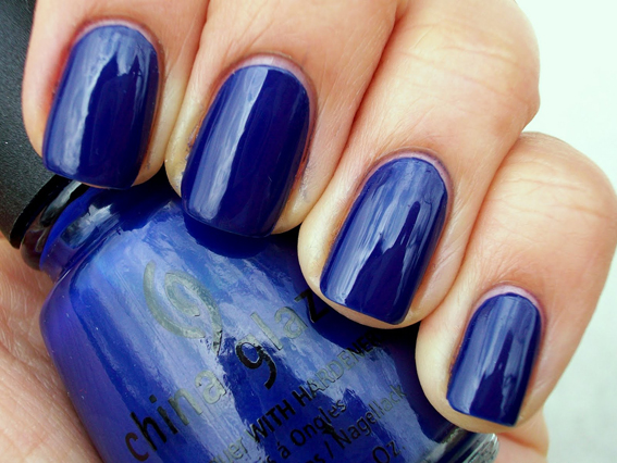 лак China Glaze Bermuda Breakaway