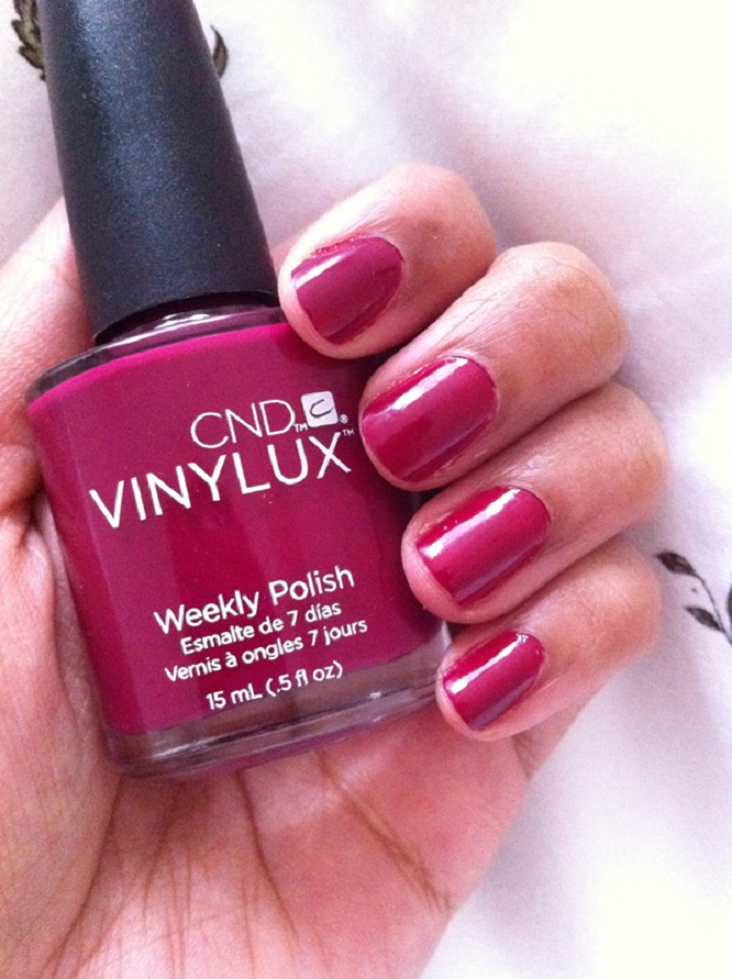 CND Vinylux Tinted Love