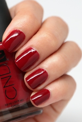лак CND Indian Rhubarb