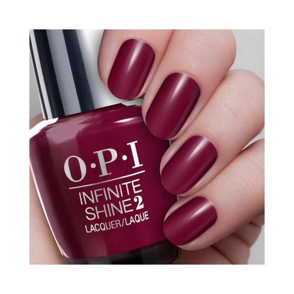 Лак OPI Infinite Shine Lacquer Can't Be Beet!