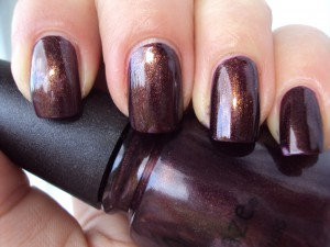 лак China Glaze Side Saddle