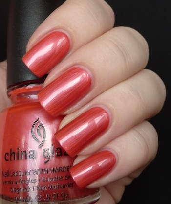 лак China Glaze Coral Star