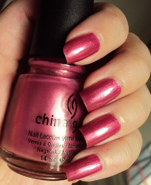 лак China Glaze Flirty femininity