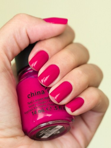 лак China Glaze Fuchsia fanatic
