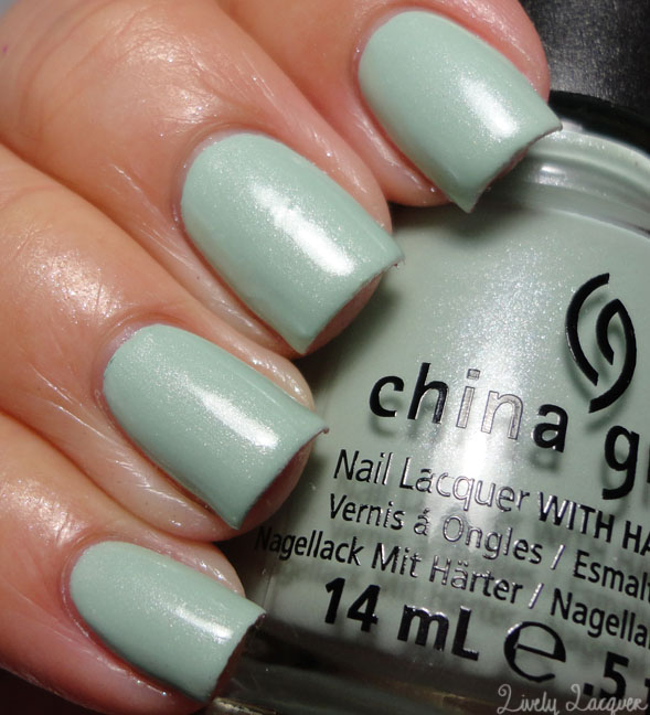 лак China Glaze Keep Calm, Paint On