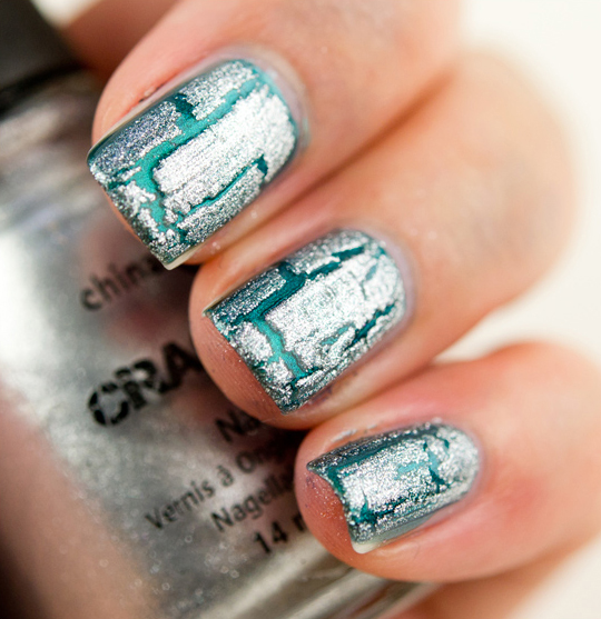 лак China Glaze Platinum Pieces