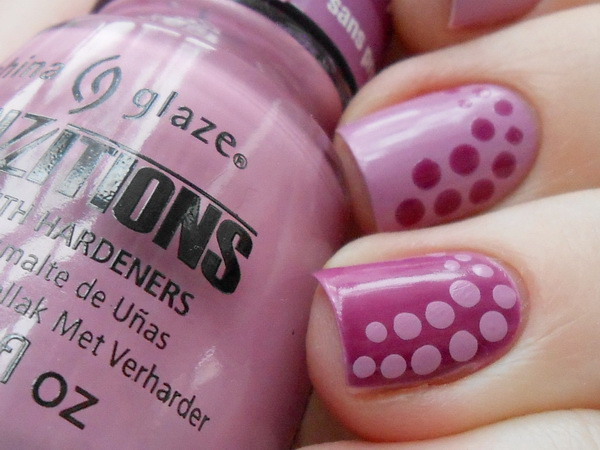 лак China Glaze Split perso-nail-ity