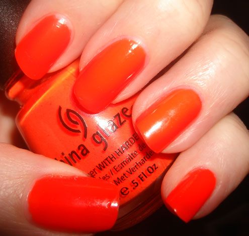 лак China Glaze Japanese Koi