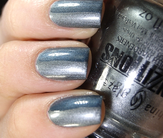 лак China Glaze Metallic Metamorphosis