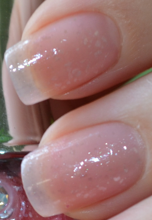 Лак Sally Hansen Diamond strength №310 Princess Cut